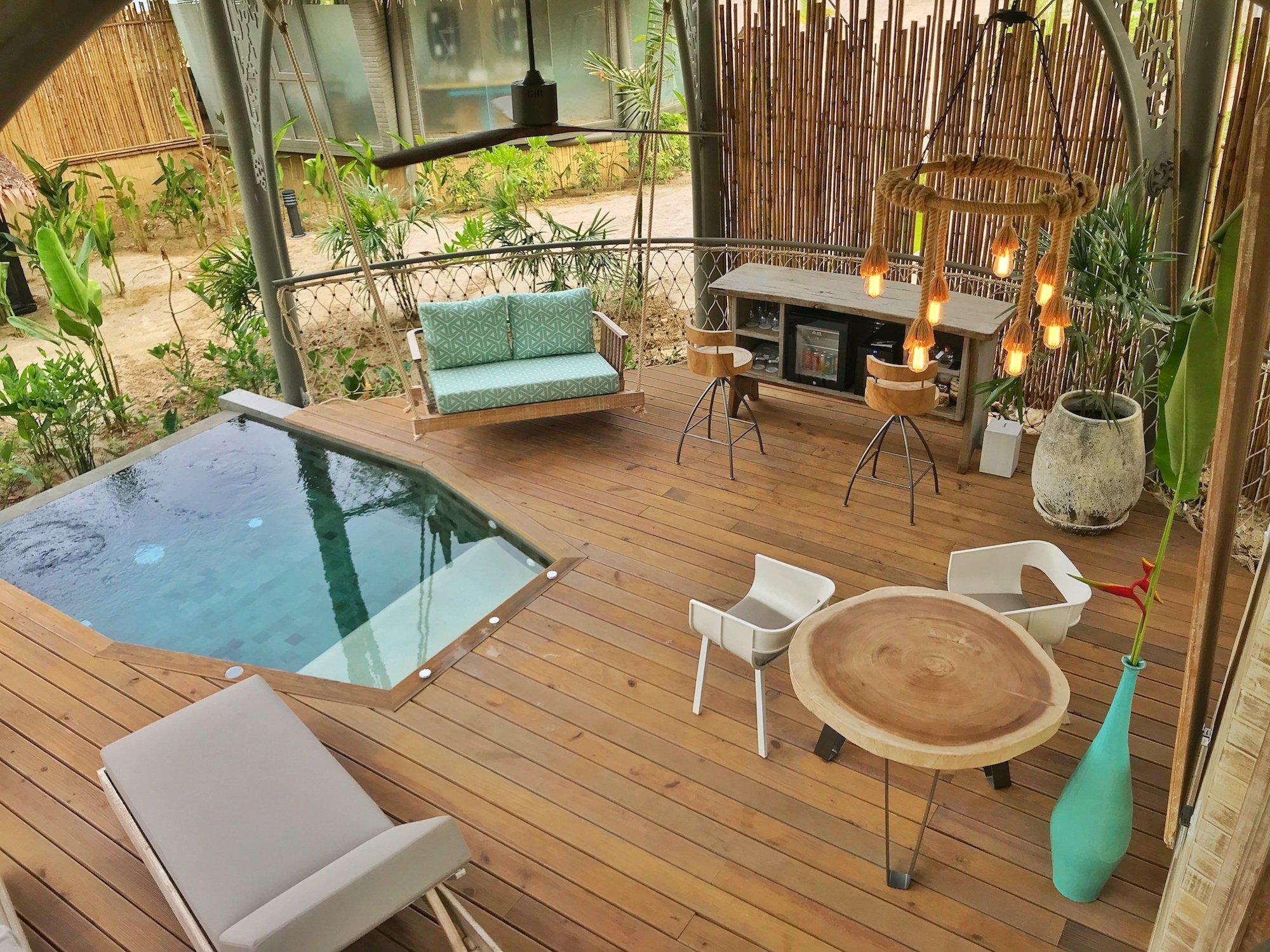 Tree House Villas accommodation