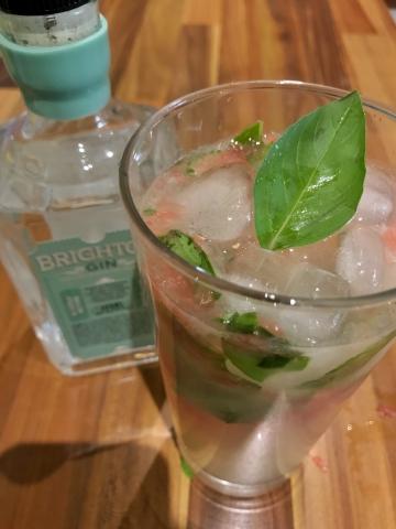 Brighton Gin limited edition 2018 Brighton pride