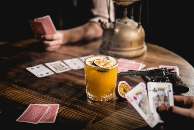 Moonshine Saloon London immersive cocktails