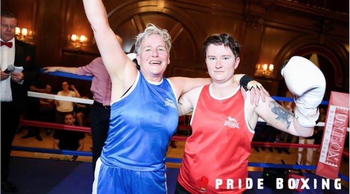 pride boxing 2018 pride in London