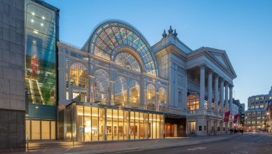 Royal Opera House Open Up project Linbury Theatre London Covent Garden