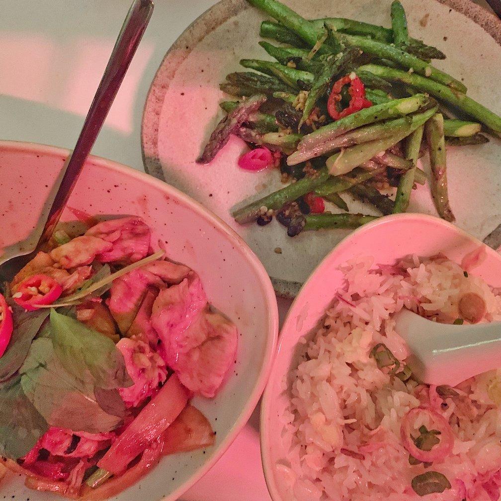 ULI restaurant robata menu london notting hill