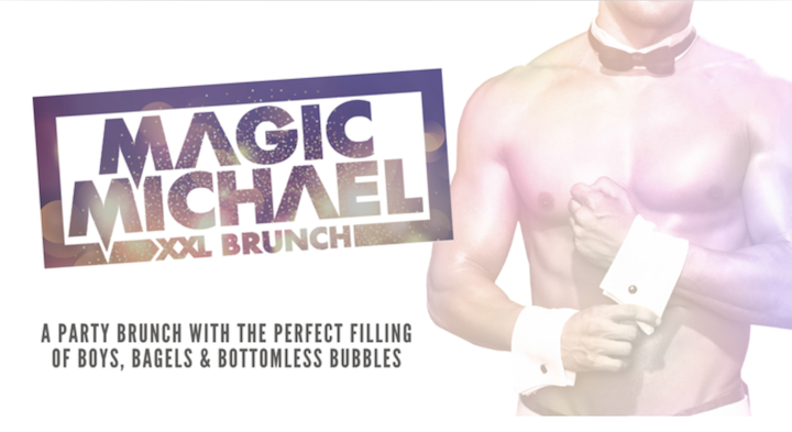 Magic Michael's XXL Brunch FEST Camden London