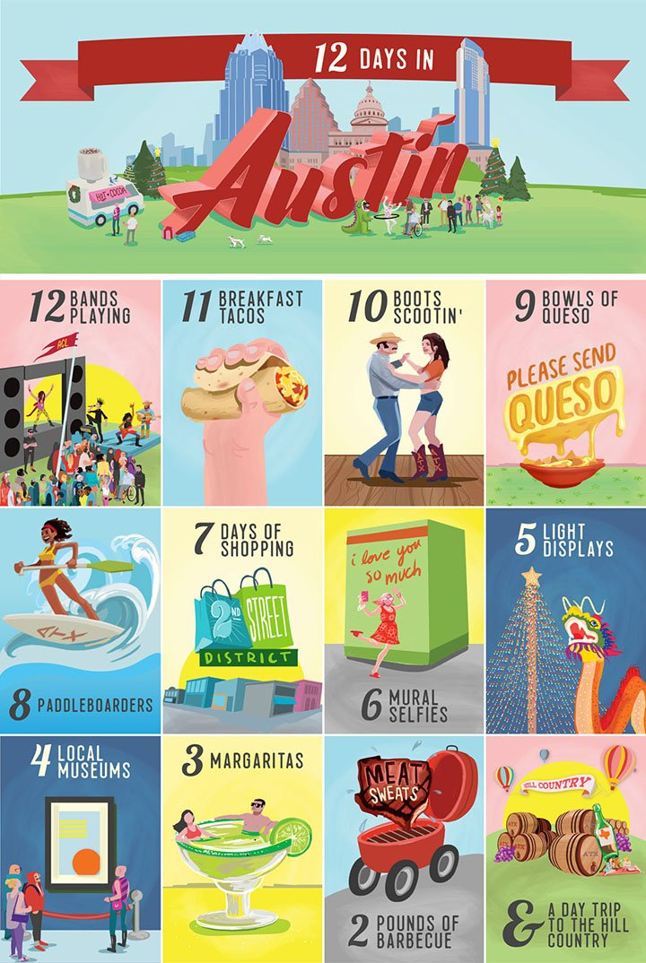 12 Days in Austin, the Live Music Capital of the World®