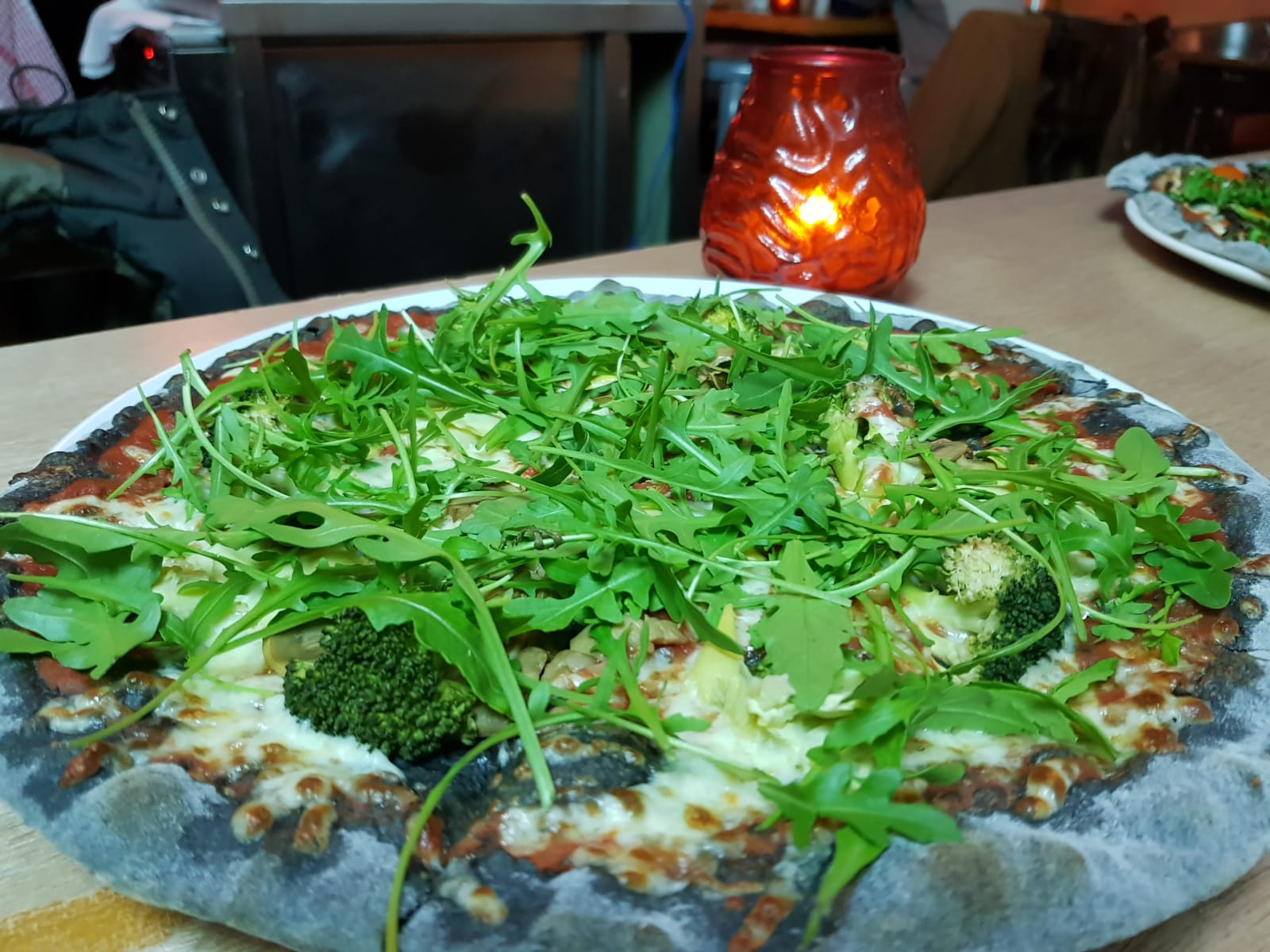 Vegan Veganuary Lost Boys Pizza