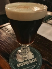 Homeboy Irish Coffee