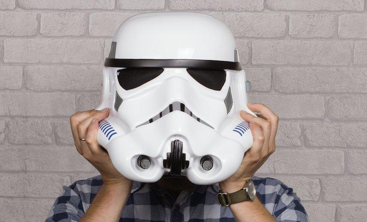 Valentine's Day 2019 roundup Original Stormtrooper Bluetooth Helmet Speaker