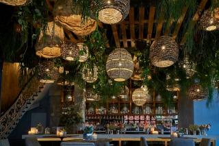 Soho Residence Botanical Bar