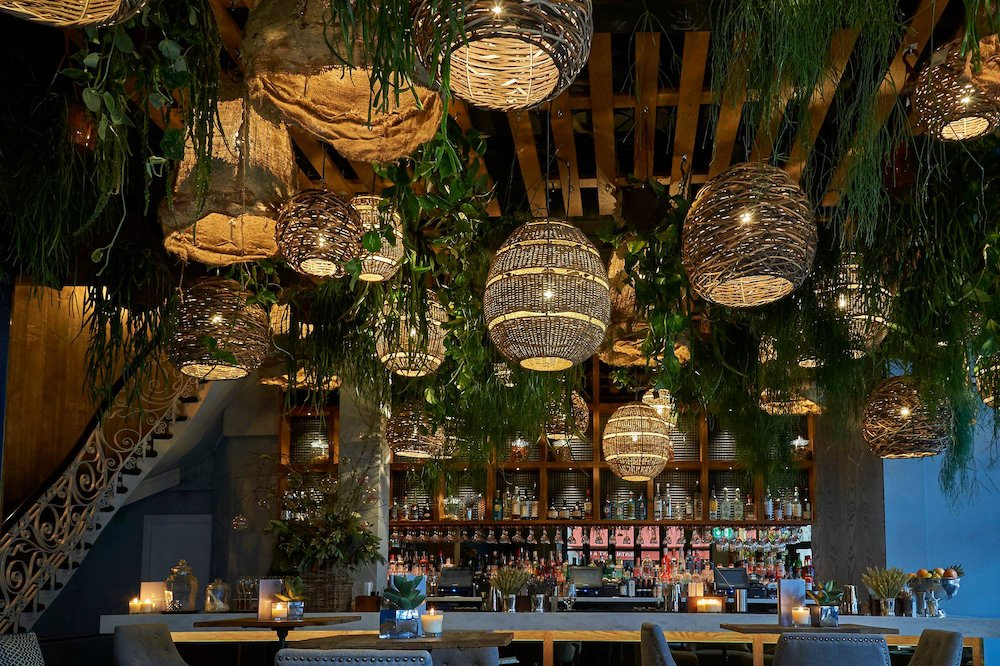 Soho Residence Botanical Bar