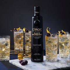 CÎROC Black Raspberry cocktails