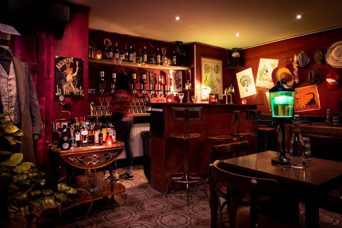 London new bars February 2019 Croque Monsieur