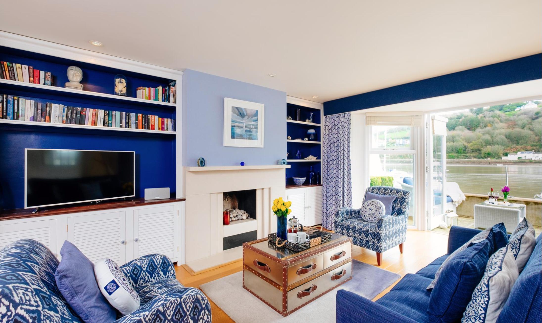Cornwall Perfect Stays Blue Moorings
