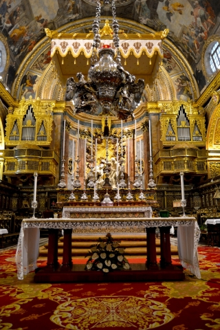 LGBT Travel Guide Malta St John's Co-Cathedral