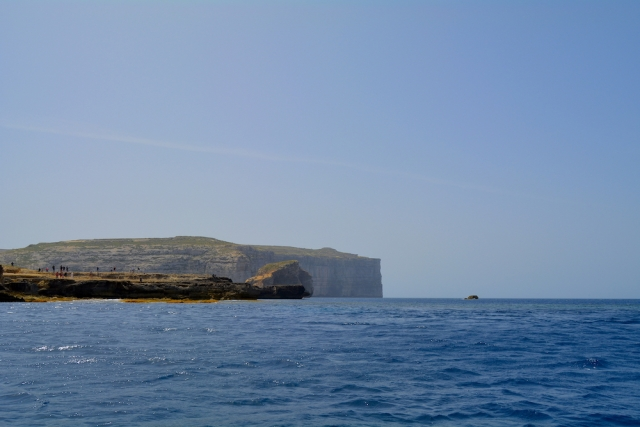 LGBT Travel Guide Malta Blue Hole