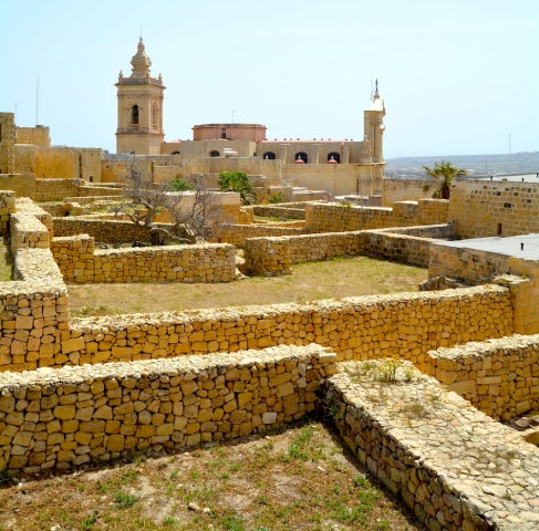 LGBT Travel Guide Malta Gozo Citadel