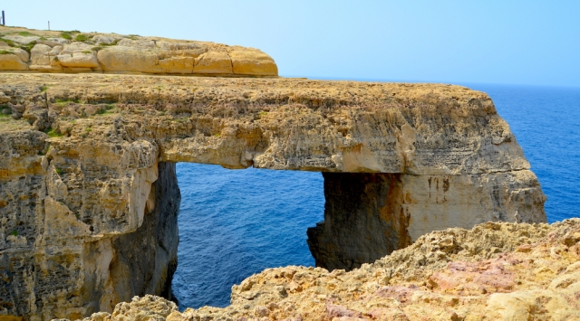 LGBT Travel Guide Malta Goza New Azure Window