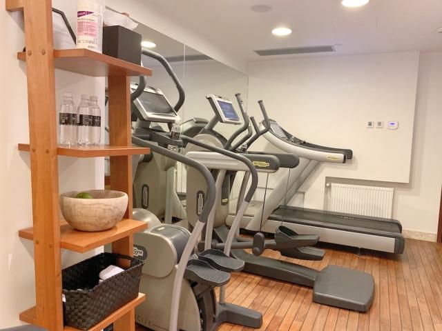 Hotel Kempinski Vilnius Gym