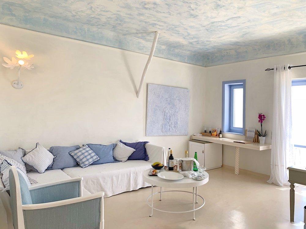 Grecotel Mykonos Blu Exclusive Bungalow Suite
