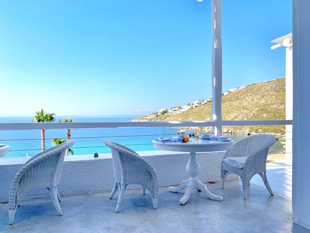 Grecotel Mykonos Blu dining