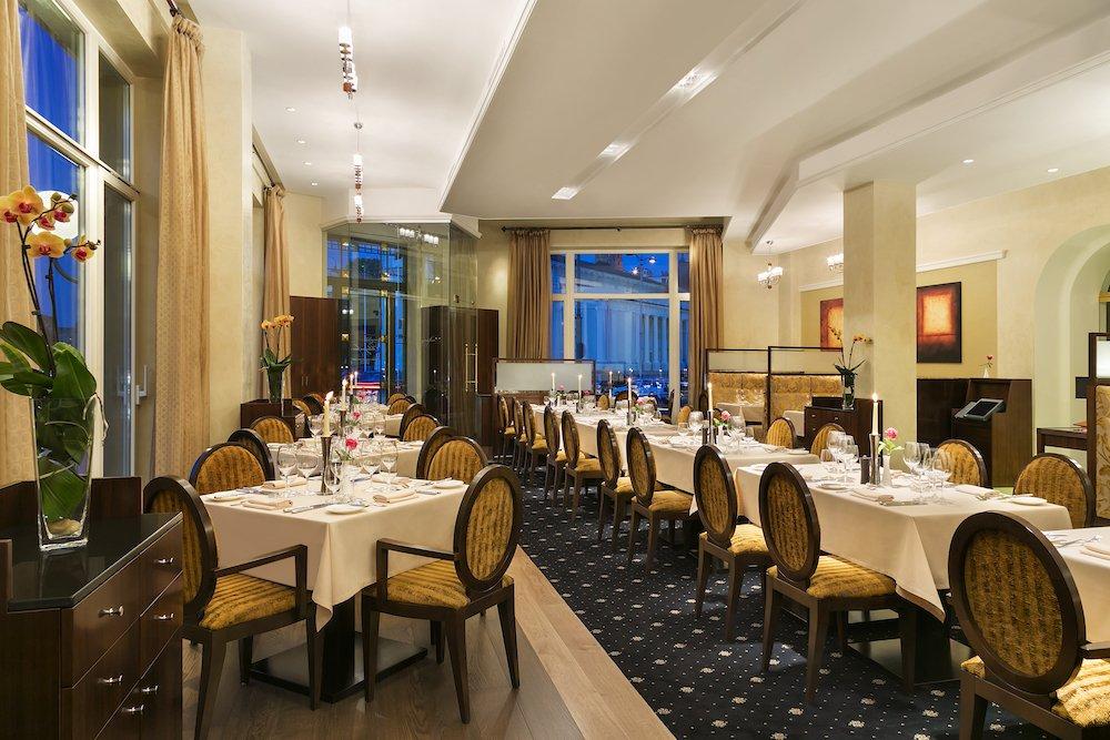 Hotel Kempinski Vilnius Restaurant Telegrafas