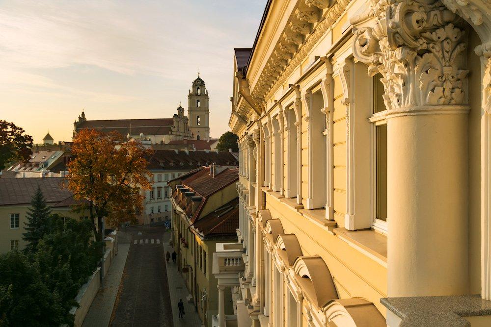 Hotel Kempinski Vilnius