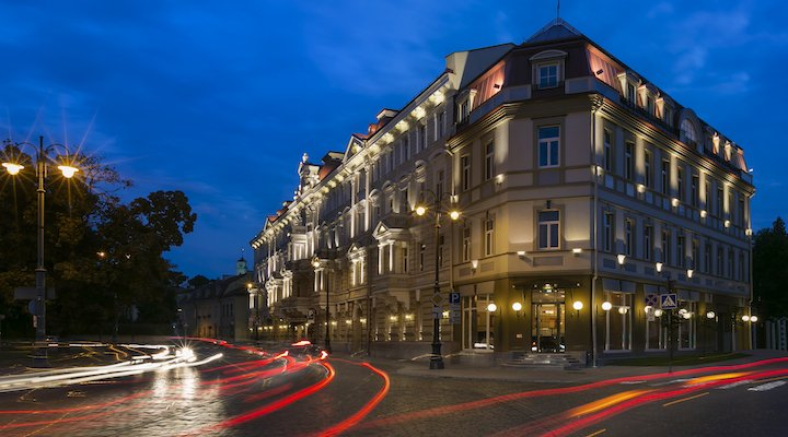 Hotel Kempinski Vilnius feature image