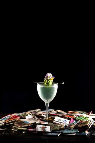 Murder Inc. cocktail bar
