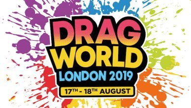 Drag World 2019 London
