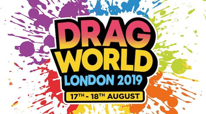 Drag World 2019 London