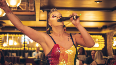 Drag Brunch at Old Compton Brasserie