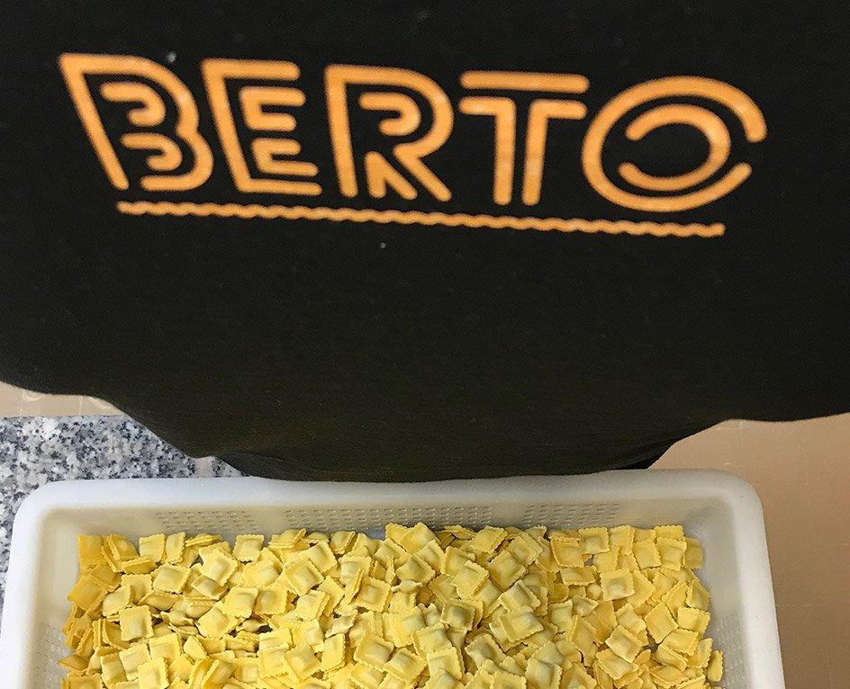 Berto pasta restaurant
