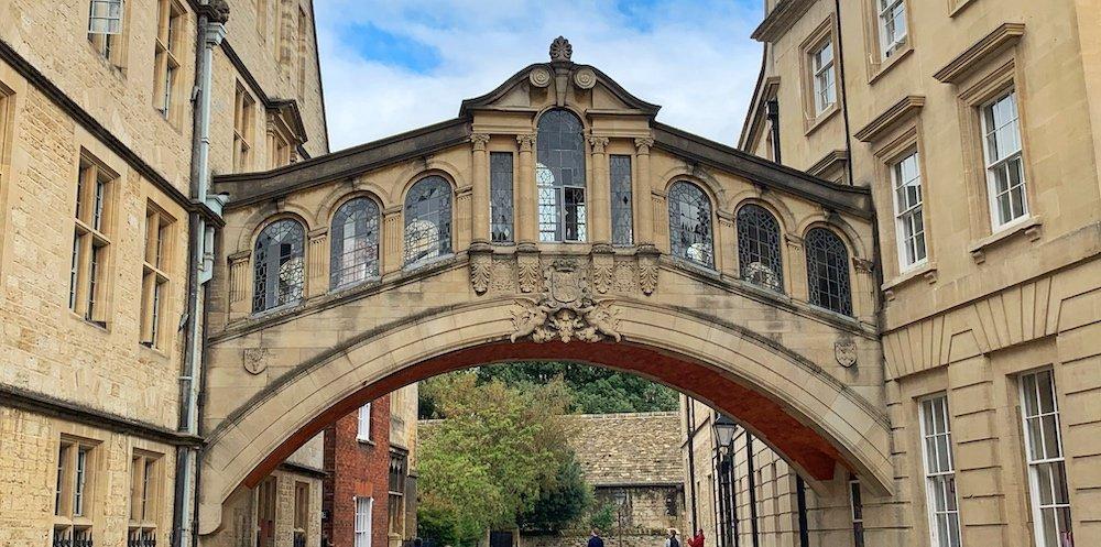 Rabbie's uk tour Oxford