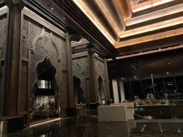 Apurva Kempinski hotel Bali - Lobby