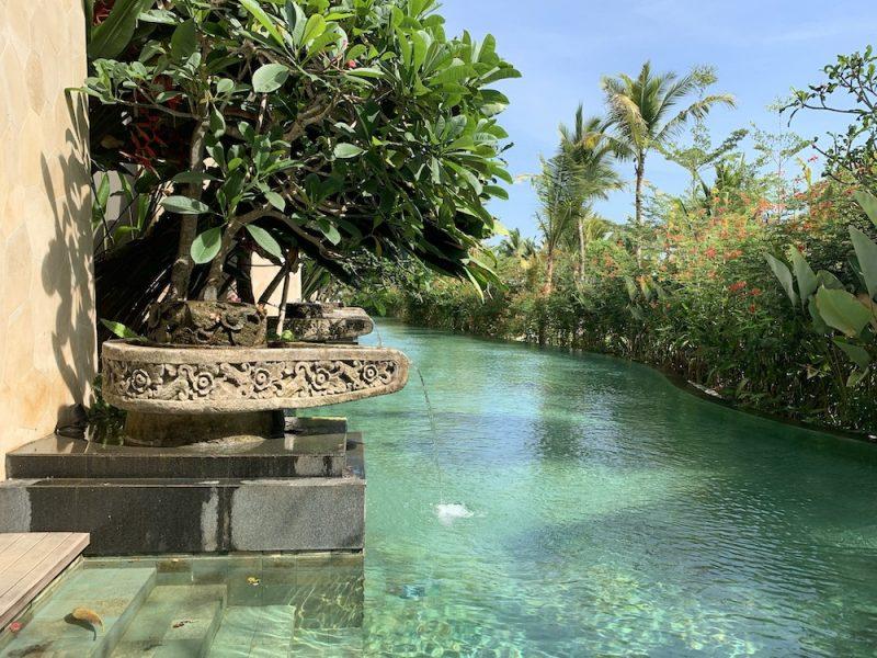 Apurva Kempinski hotel Bali - Grand Deluxe Lagoon Room