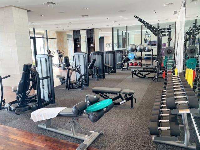 Apurva Kempinski hotel Bali - Gym