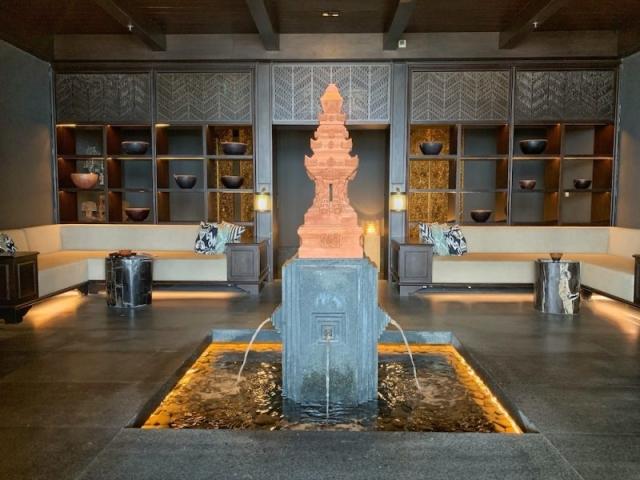 Apurva Kempinski hotel Bali - Spa