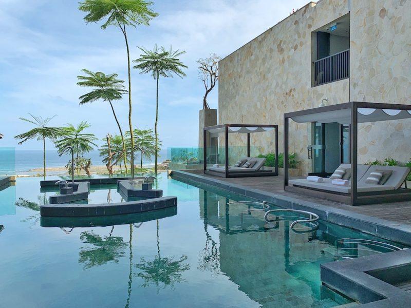 Apurva Kempinski hotel Bali - Executive Lounge