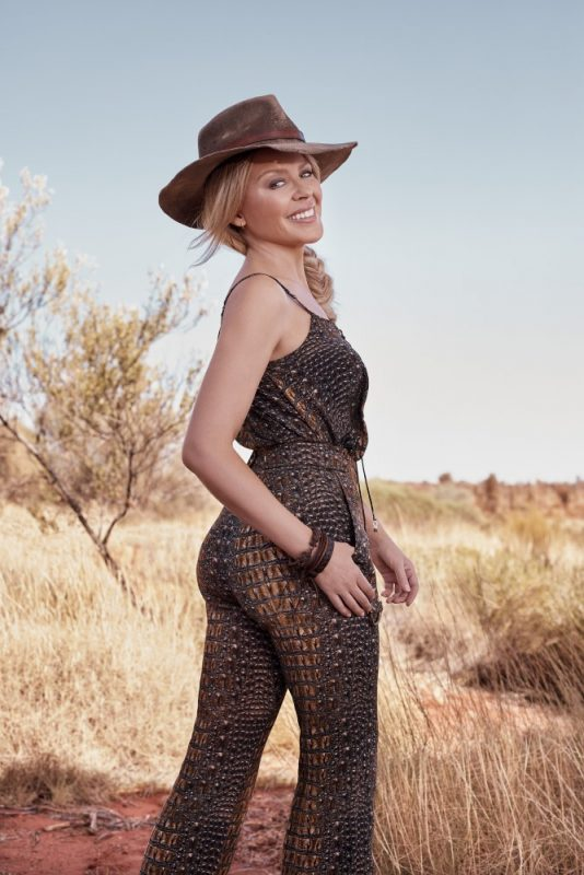 Kylie Minogue Matesong Australia credit N Bentley