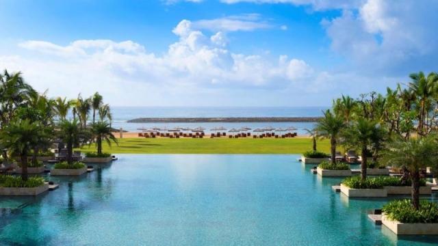 Apurva Kempinski hotel Bali - Pool