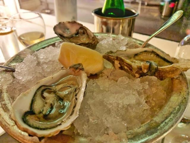 Randall & Aubin Oysters