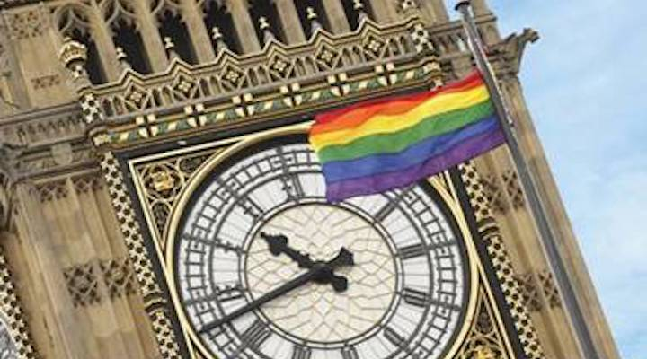 Pride in Parliament LGBT History Month