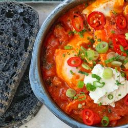 Timmy Green - Red shakshouka
