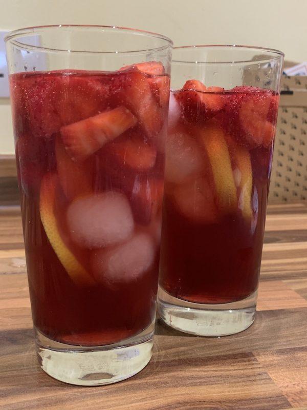 Bird & Blend Tea - Strawberry LemonadeIcedTea