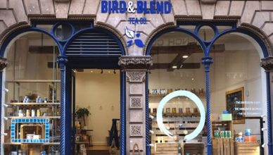 Bird & Blend Tea Co