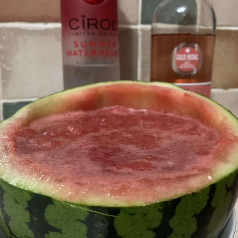CIROC Summer Watermelon cocktail
