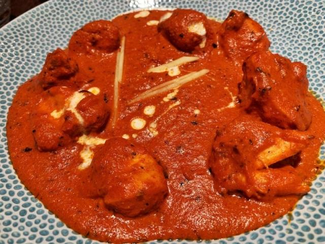 Salaam Namaste Indian Restaurant - Motimahal Butter Chicken