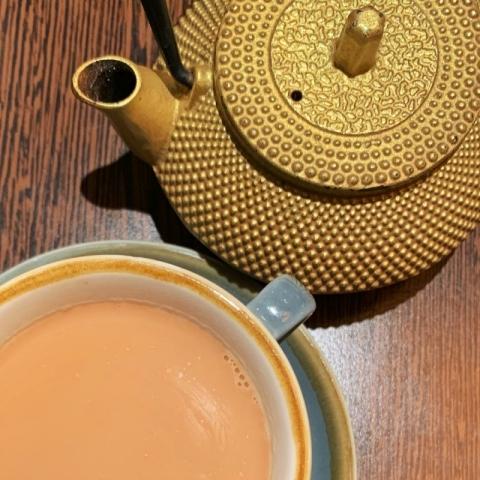 Salaam Namaste Indian Restaurant - Chai Tea