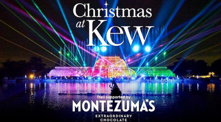 Christmas at Kew Gardens Montezuma's chocolate
