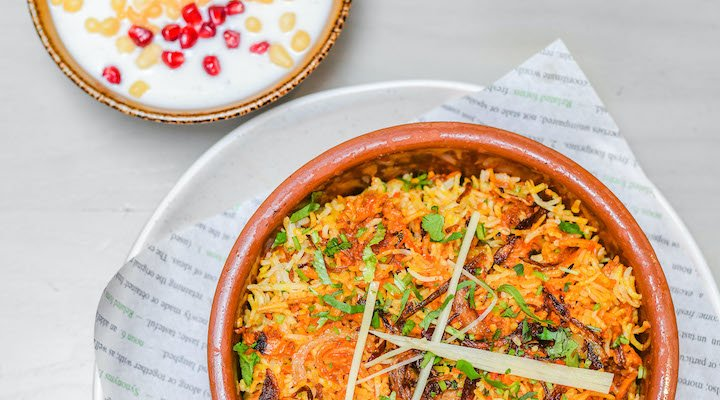 Salaam Namaste Indian Restaurant