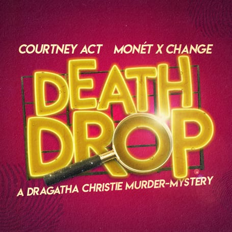 death drop Garrick theatre